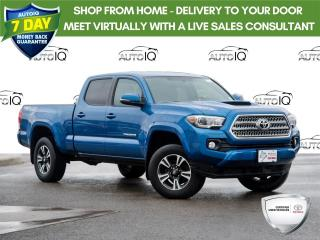 Used 2017 Toyota Tacoma SR5 TRD Sport | Navi| Sunroof +++ Condition for sale in Welland, ON
