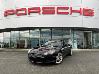 Used 2010 Aston Martin DB9 Coupe Touchtronic for sale in Langley City, BC