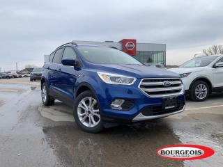 Used 2017 Ford Escape ALL-WHEEL DRIVE, NAVIGATION, HEATED SEATS for sale in Midland, ON