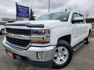 Used 2017 Chevrolet Silverado 1500 LOCAL, LT, Crew, 4X4 for sale in Surrey, BC