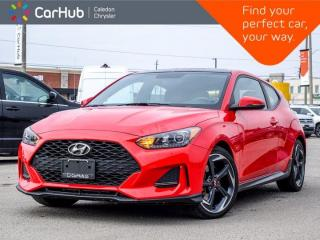Used 2019 Hyundai Veloster Turbo Sunroof Bluetooth Backup Camera blind Spot Heated Front Seats 18