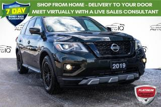 Used 2019 Nissan Pathfinder SL Premium LOADED ROCK CREEK EDITION for sale in Innisfil, ON