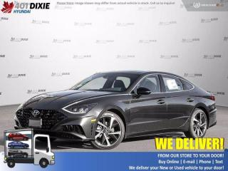 New 2021 Hyundai Sonata SPORT for sale in Mississauga, ON