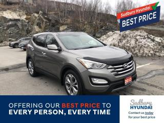 Used 2013 Hyundai Santa Fe Sport 2.0T SE for sale in Sudbury, ON