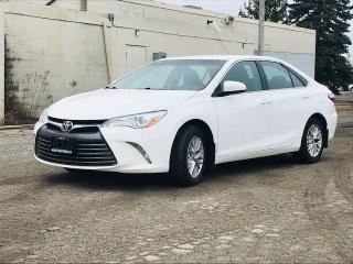 Used 2017 Toyota Camry LE|Back up camera|Bluetooth|Heated seats| for sale in Bolton, ON