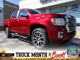 New 2021 GMC Canyon 4WD Denali for sale in Prince Albert, SK