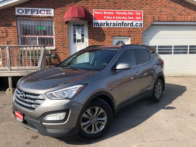 2014 Hyundai Santa Fe Sport Sport FWD Bluetooth Heated Seats