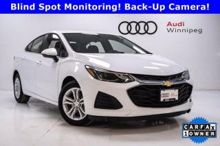 Used 2019 Chevrolet Cruze LT True North w/Heated Seats & Remote Start for sale in Winnipeg, MB
