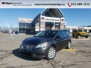 Used 2014 Nissan Sentra SV  2 sets of wheels for sale in Ottawa, ON