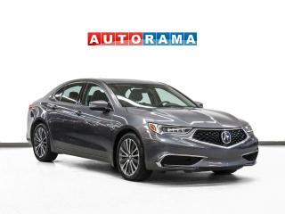 Used 2018 Acura TLX Tech SH-AWD Navigation Leather Sunroof Backup Cam for sale in Toronto, ON