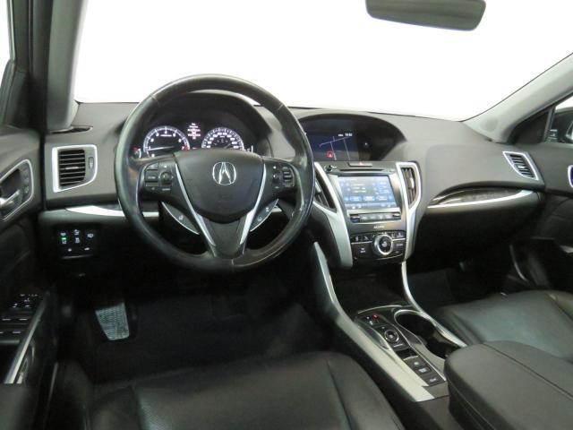 2018 Acura TLX Tech SH-AWD Navigation Leather Sunroof Backup Cam