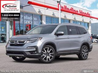 New 2021 Honda Pilot Touring 7-Passenger for sale in Sudbury, ON