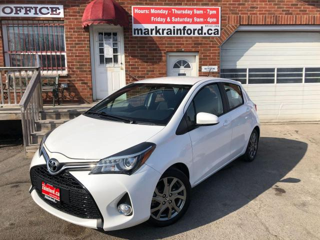 2015 Toyota Yaris SE Hatchback Auto Full Power Group