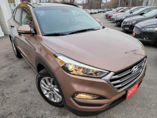 Used 2017 Hyundai Tucson SE/AWD/CAMERA/LEATHER/PANOROOF/LOADED/ALLOYS for sale in Scarborough, ON