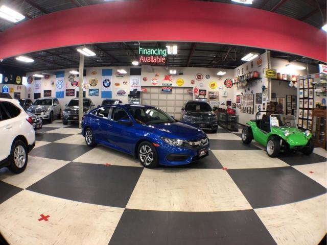 2018 Honda Civic LX AUT0 A/C BACKUP CAMERA H/S BLUETOOTH 76K