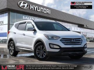 Used 2014 Hyundai Santa Fe Sport Premium  - $129 B/W for sale in Nepean, ON