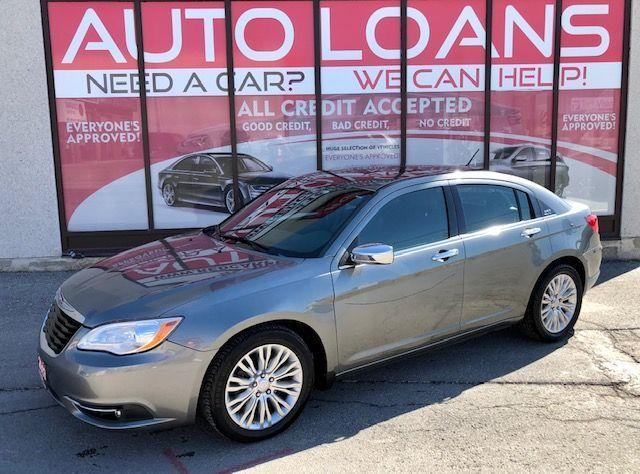 2013 Chrysler 200 LIMITED-ALL CREDIT ACCEPTED