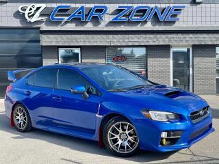 Used 2015 Subaru Impreza WRX STI w/Sport-tech Pkg for sale in Calgary, AB