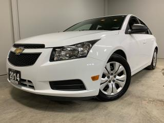 Used 2014 Chevrolet Cruze 2LS for sale in Owen Sound, ON