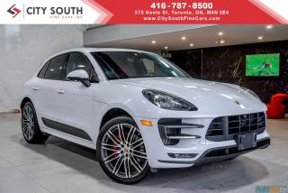 Used 2016 Porsche Macan Turbo - Approval->Bad Credit-No Problem for sale in Toronto, ON