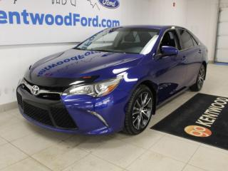 Used 2015 Toyota Camry XSE | Heated Seats | Nav | One Owner | Low KM for sale in Edmonton, AB