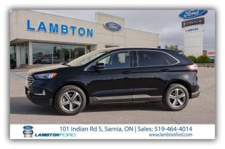 Used 2020 Ford Edge 4 Door SUV for sale in Sarnia, ON