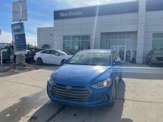 Used 2018 Hyundai Elantra GLS AUTO/SUNROOF/LEATHER/HEATEDSEATS/BLUETOOTH for sale in Edmonton, AB