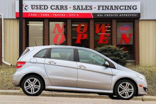 Used 2011 Mercedes-Benz B-Class B 200 | Sunroof | Bluetooth | Alloys | Fog Lights for sale in Oshawa, ON