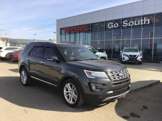Used 2017 Ford Explorer LIMITED, 4WD, NAVIGATION, LEATHER for sale in Edmonton, AB