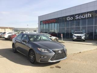 Used 2016 Lexus ES 350 ES 350, LEATHER, SUNROOF for sale in Edmonton, AB