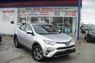 Used 2016 Toyota RAV4 XLE for sale in Toronto, ON