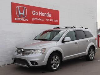 Used 2012 Dodge Journey R/T AWD V6 LEATHER SUNROOF for sale in Edmonton, AB