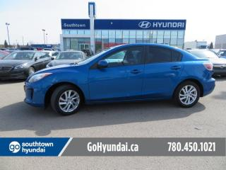 Used 2012 Mazda MAZDA3 GS-SKY/AUTO/ALLOYS/AC/POWER OPTIONS for sale in Edmonton, AB