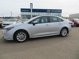 Used 2020 Toyota Corolla LE for sale in Edmonton, AB