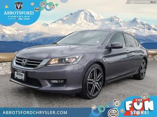 Used 2014 Honda Accord Sedan 4DR SDN  - Sunroof -  Leather Seats - $142 B/W for sale in Abbotsford, BC