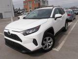 2020 Toyota RAV4  AWD WHITE