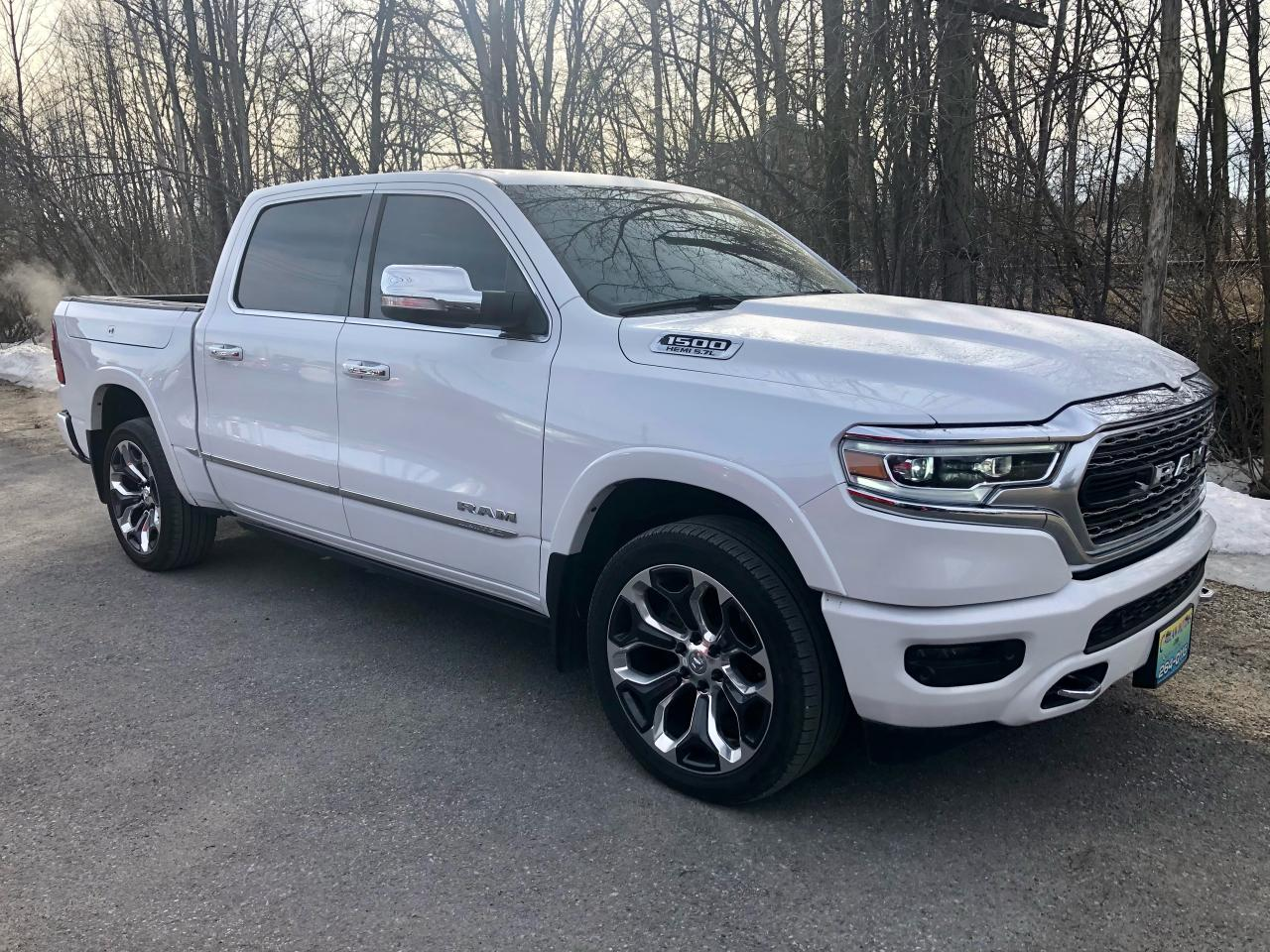 2019 RAM 1500 Limited With Only 45500 km