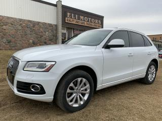 Used 2014 Audi Q5 3.0L TDI TECHNIK NAVI PANO ROOF BSM REAR CAM for sale in North York, ON