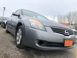 Used 2009 Nissan Altima HYBRID for sale in Pickering, ON