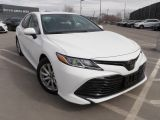 Photo of White 2020 Toyota Camry