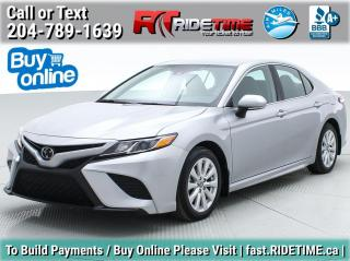 Used 2019 Toyota Camry SE for sale in Winnipeg, MB