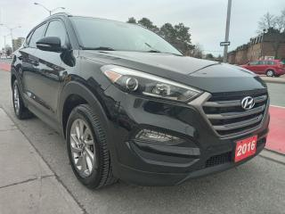 Used 2016 Hyundai Tucson PREMIUM-AWD-137K-BK CAM-BLUETOOTH-AUX-USB-ALLOYS for sale in Scarborough, ON