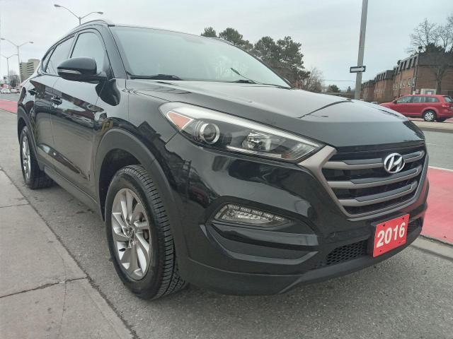 2016 Hyundai Tucson PREMIUM-AWD-137K-BK CAM-BLUETOOTH-AUX-USB-ALLOYS