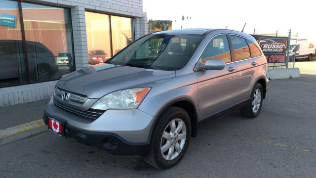 2007 Honda CR-V EX-L Loaded Leather with Navi