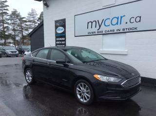 Used 2017 Ford Fusion POWER SEAT, BACKUP CAM, ALLOYS, POWERGROUP!! WOW!! for sale in Richmond, ON