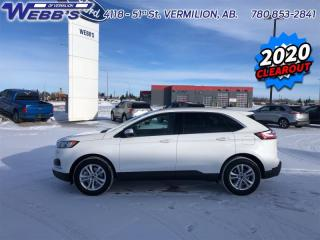 New 2020 Ford Edge SEL for sale in Vermilion, AB