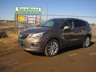 Used 2017 Buick Envision Premium II   ALL WHEEL DRIVE for sale in Thunder Bay, ON