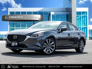 Used 2018 Mazda MAZDA6 SIGNATURE for sale in Cobourg, ON