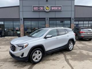 Used 2018 GMC Terrain AWD 4DR SLE for sale in Thunder Bay, ON
