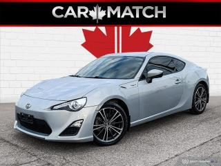 Used 2013 Scion FR-S 10 SERIES / NUMBER CAR / 6-SPEED MANUAL for sale in Cambridge, ON